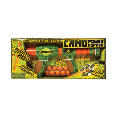 Hog Wild Camo Power Popper