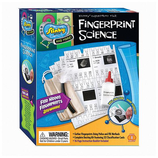 POOF-Slinky Science Kit - Fingerprint Kit