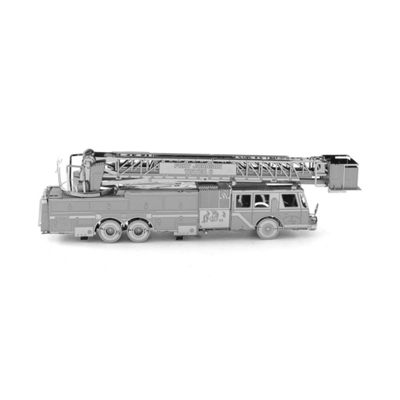 Fascinations Metal Earth 3D Metal Model Kit - FireEngine