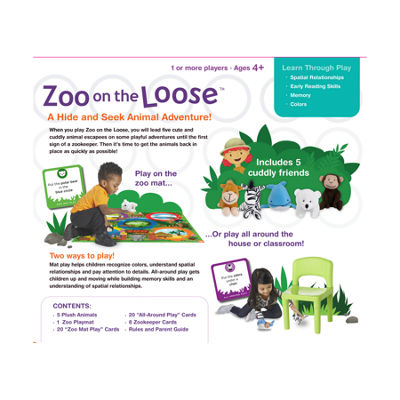 MindWare Zoo On the Loose