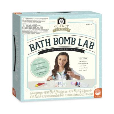 MindWare Science Academy - Bath Bomb Lab