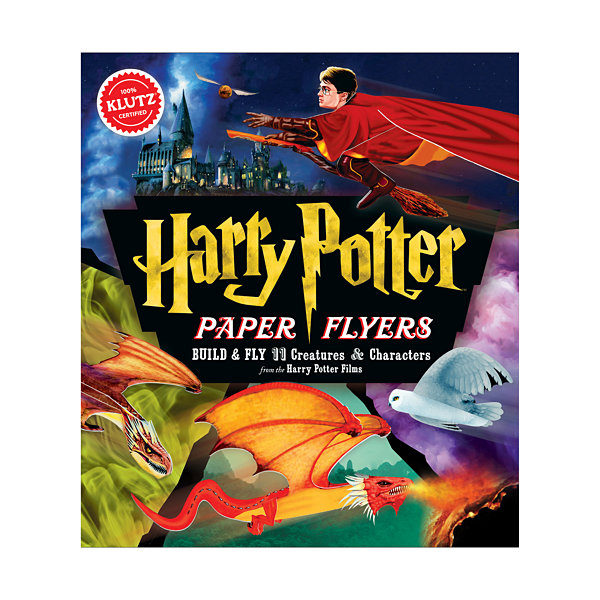 Klutz Harry Potter Paper Flyers