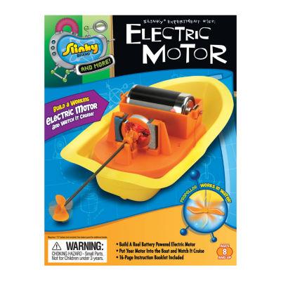 POOF-Slinky Slinky Science Kit - Electric Motor Mini Lab
