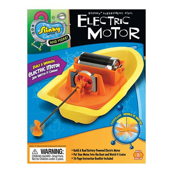 Slinky Slinky Science Kit - Electric Motor Mini Lab