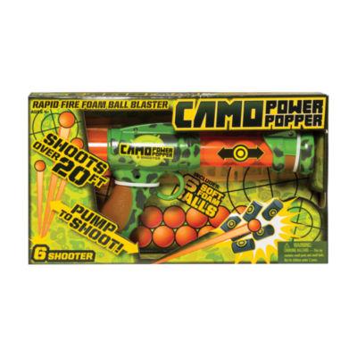 Hog Wild Camo Six Shooter