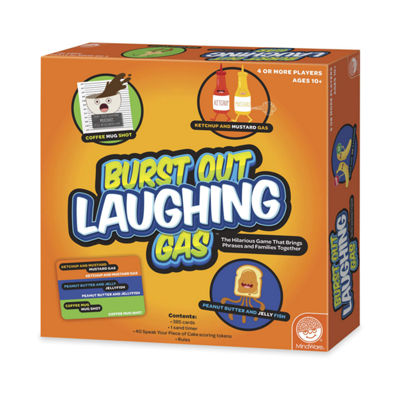 MindWare Burst Out Laughing Gas