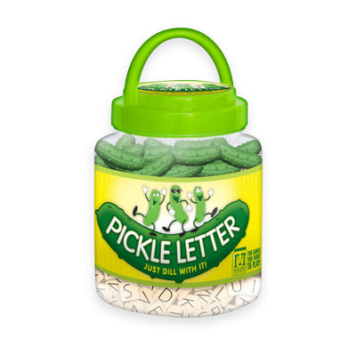 R and R Games Pickle Letter