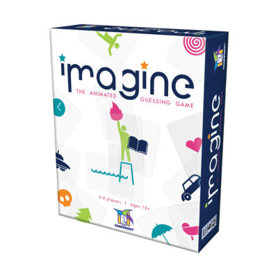 Gamewright Imagine