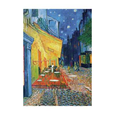 Piatnik Vincent Van Gogh - Cafe Terrace at Night:1000 Pcs