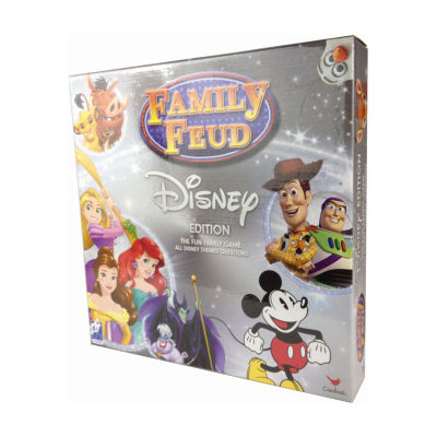 Cardinal Family Feud - Disney Edition