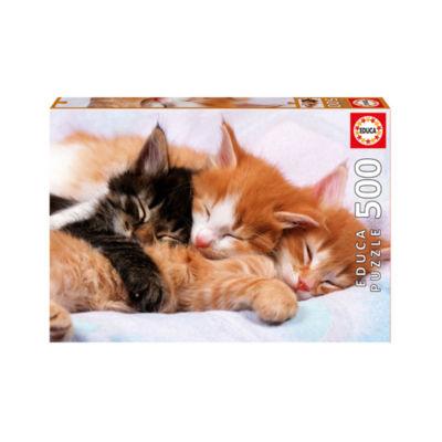 Educa Kittens: 500 Pcs