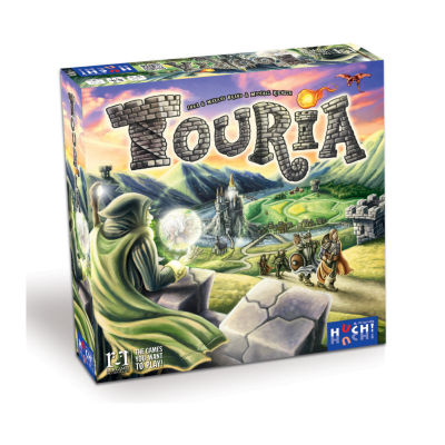 R and R Games Touria
