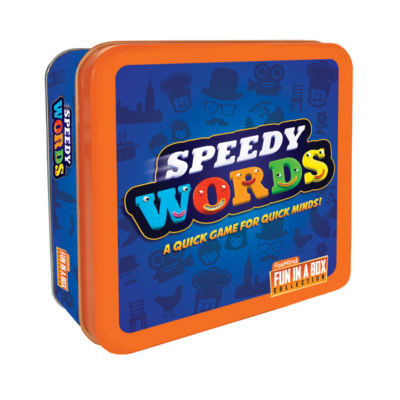 FoxMind Games Speedy Words