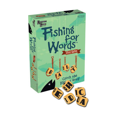 University Games Fishing for Words