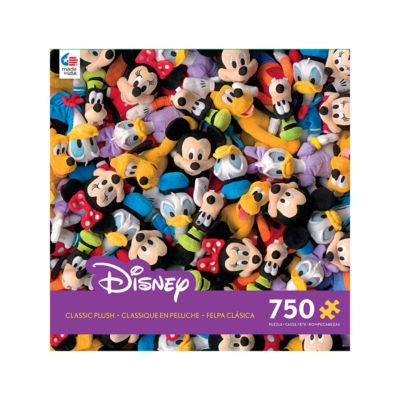 Ceaco Disney Collections - Classic Plush: 750 Pcs