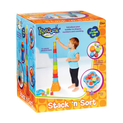 Kidoozie Stack 'n Sort