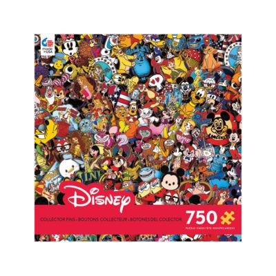 Ceaco Disney Collections - Collector Pins: 750 Pcs