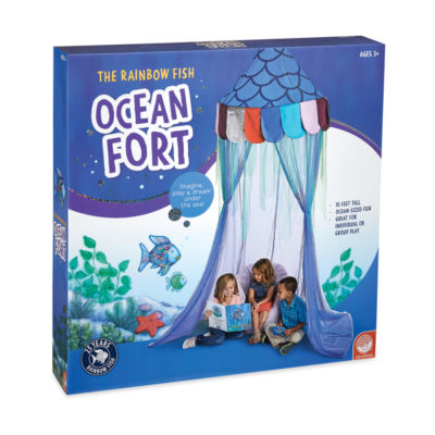 MindWare The Rainbow Fish - Ocean Fort