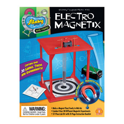 POOF-Slinky Slinky Science Kit - Electro-MagnetixMini Lab