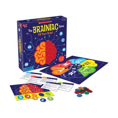 University Games Scholastic - The Brainiac Game
