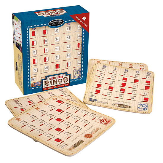 Front Porch Classics State Fair Bingo Cards Expansion Set