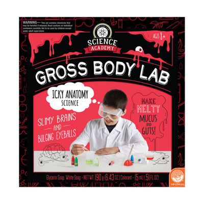 MindWare Science Academy - Gross Body Lab