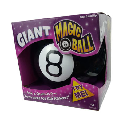 Cardinal Giant Magic 8 Ball