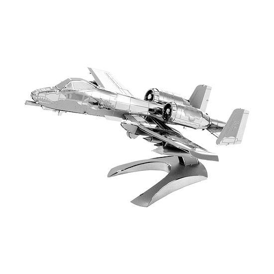 Fascinations Metal Earth 3d Metal Model Kit - A-10 Warthog