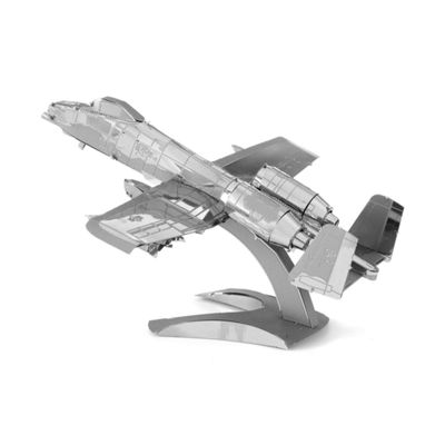 Fascinations Metal Earth 3D Metal Model Kit - A-10Warthog