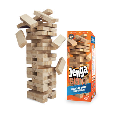 Jenga Jenga Giant - Family Edition