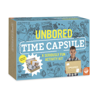 MindWare Unbored Time Capsule
