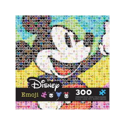 Ceaco Oversized Disney Emoji Puzzle - Mickey: 300Pcs