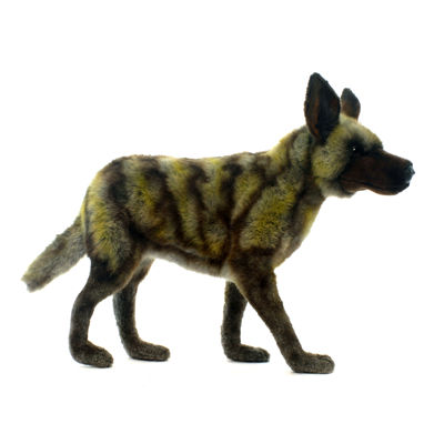 "Hansa African Wild Dog 15.75"" Plush Toy"""