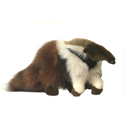 "Hansa Ant Eater 18"" Plush Toy"""