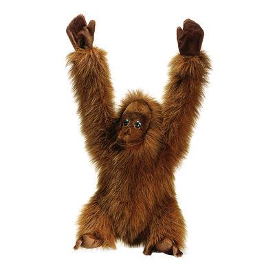 "Hansa Baby Orangutan 14"" Plush Toy"""