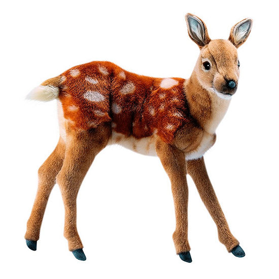 Hansa Plush Bambi Deer: 14 Inches