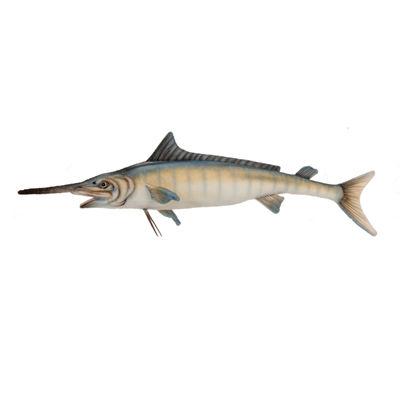 "Hansa Blue Marlin 26"" Plush Toy"""