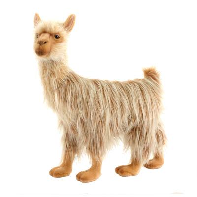 """Hansa Bull Llama 17"""" Plush Toy"""""""