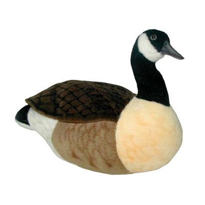 """Hansa Canada Goose 12"""" Plush Toy"""""""