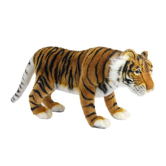 Hansa Plush Caspian Tiger: 12 Inches