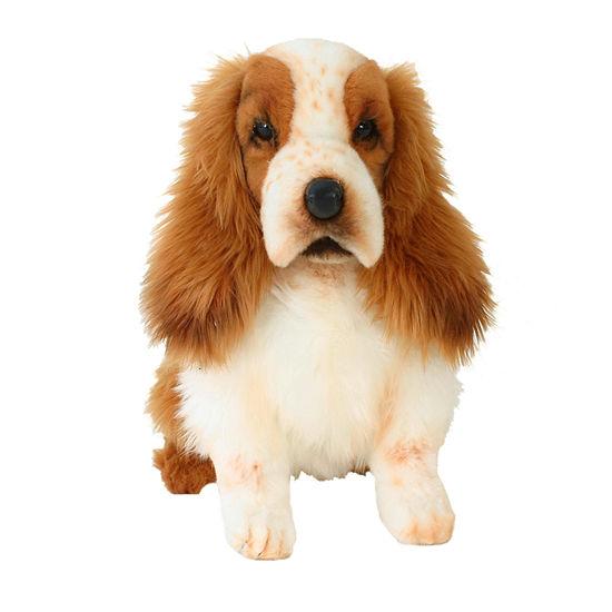"Hansa Coker Spaniel Puppy 12"" Plush Toy"