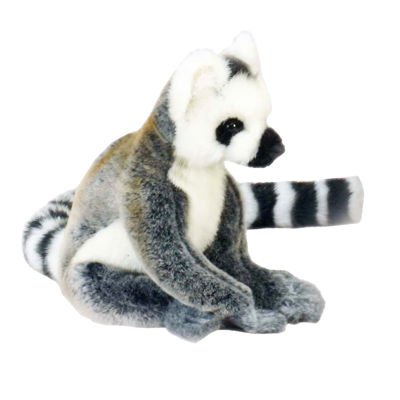 "Hansa Cuddly Lemur 9"" Plush Toy"