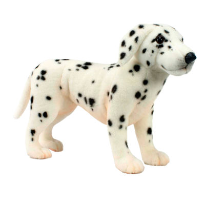 "Hansa Dalmatian Puppy 14"" Plush Toy"""