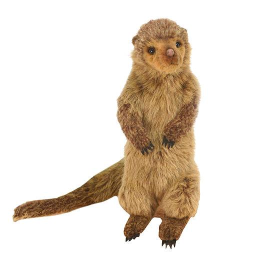 """Hansa Dwarf Mongoose 15.2"""" Plush Toy"""""""