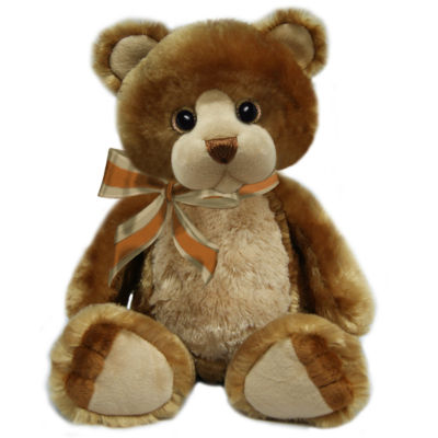 "First and Main - 10"" Brown Bear - Alistair"""