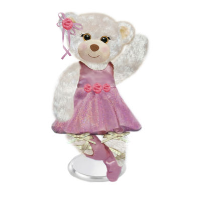 """First and Main - 7"""" Bella Ballerina Bear"""""""