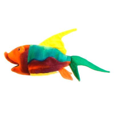 "Hansa 9"" Plush Fish Number 3"""