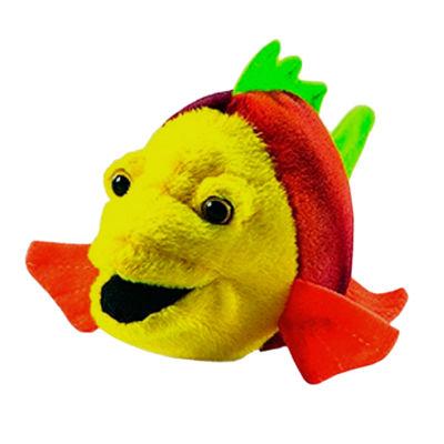 "Hansa 7"" Plush fish Number 7"""