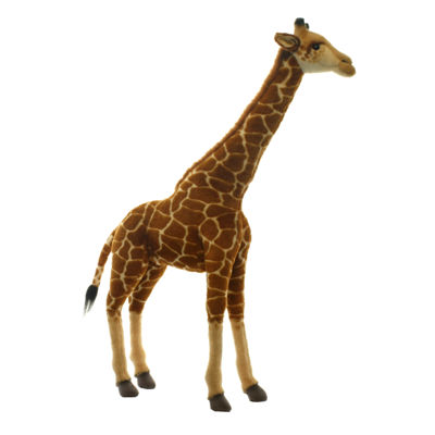 "Hansa Giraffe 27.5"" Plush Toy"