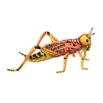 "Hansa Grasshopper 13"" Plush Toy"""